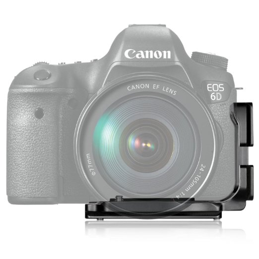 L Plate for Canon 6d - Dhanstore com | Photo & Video
